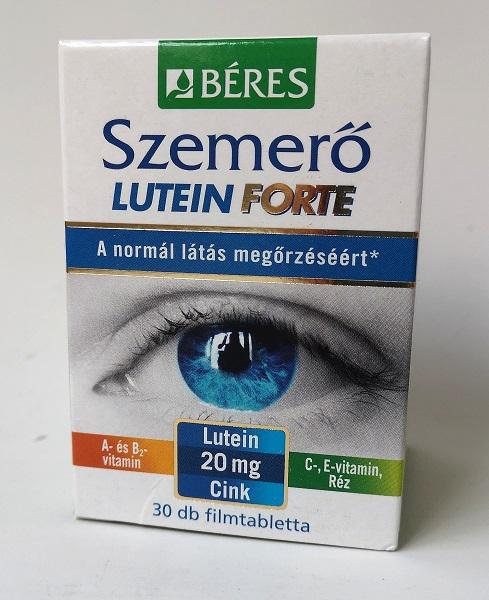 legjobb szemerősítő vitamin