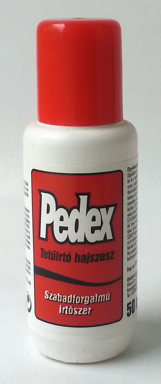 Pedex spray