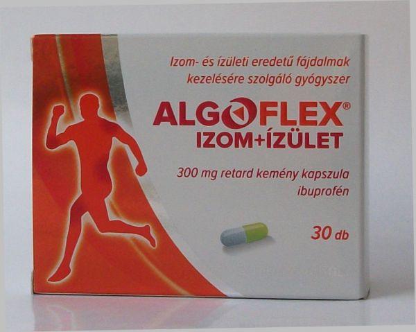 algoflex izomizület krém