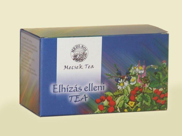 Mecsek Fogyi tea ananásszal és mate teával